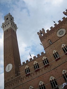 Siena - Omkringliggende byer - Casa Carolina